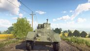 Staghound Front BF5