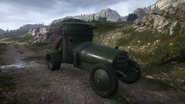 BF1 F.T Armored Car Front
