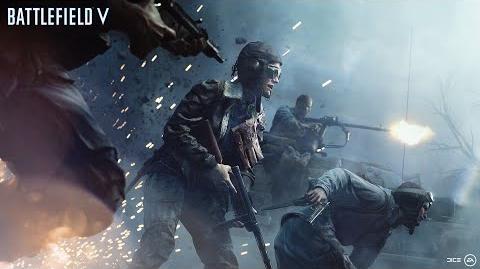 Battlefield 5 Official Gamescom Trailer Teaser