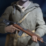 BFV The Gambler Torso