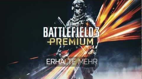Battlefield 3 Premium E3 Ankündigungstrailer