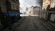 Amiens Frontlines Plaza Ruin