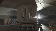 BF1 Fortress Gun Seat