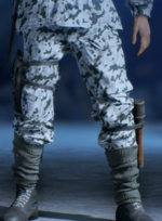 BFV Axis Partisan Legs