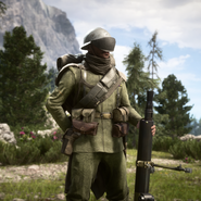 Battlefield 1 Kingdom of Italy Support