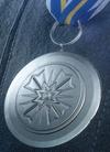 Distinguished Intelligence Service Rotterdam Medal