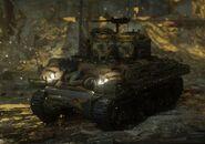 M4 E8 Sherman 3 BFV