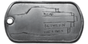 BF4 Read Between the Lines Dog Tag