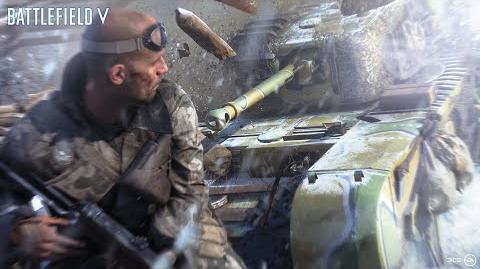 Clear Arrow/Battlefield V confirma su modo Grandes Operaciones en su nuevo tráiler