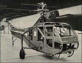 Sikorsky R-4 IRL