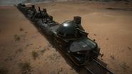 BF1 Armored Train Car1