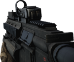 BFBC2 M416 Red Dot Sight