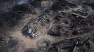 Fort De Vaux Frontlines Trench Line 01