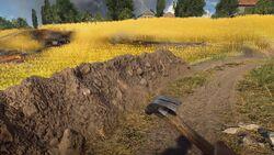 BFV Dirt Barriers