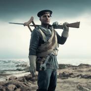 Battlefield 1 Royal Marines Medic