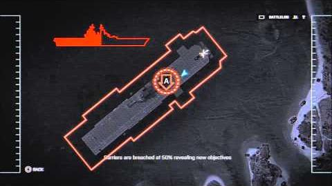 Battlefield 4: Tutorial of Carrier Assault