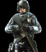 Law Enforcement Operator