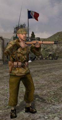 1942 FFF Scout