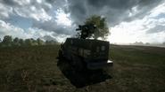 BF1 Artillery Truck Back