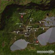 BF2 Daqing Oilfields 64 Players Map Alpha Screenshot