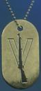 BFV M1917 Enfield Master Dog Tag