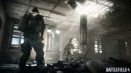 Battlefield 4 Abandoned School Screenshot