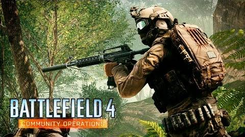 Battlefield 4 Community Operations - Playtest Trailer