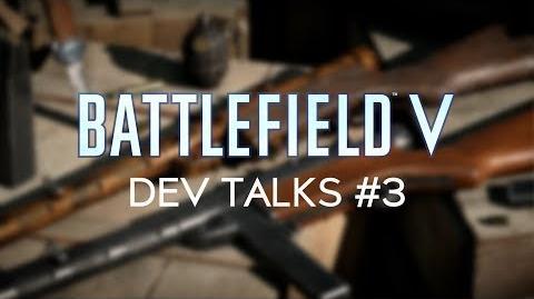 Battlefield V Dev Talks Weapon Specialization & Customization, Game Progress and more