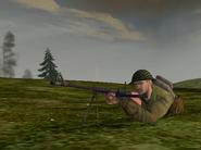 BF1942 CANADIAN MACHINE GUNNER