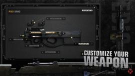 BFP4F Weapon Customization