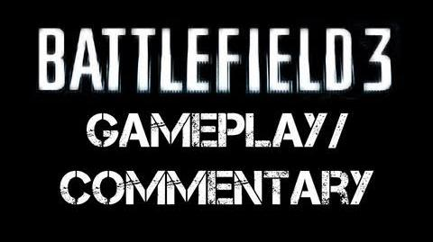 Battlefield 3 Gameplay Commentary with Executive Producer Patrick Bach