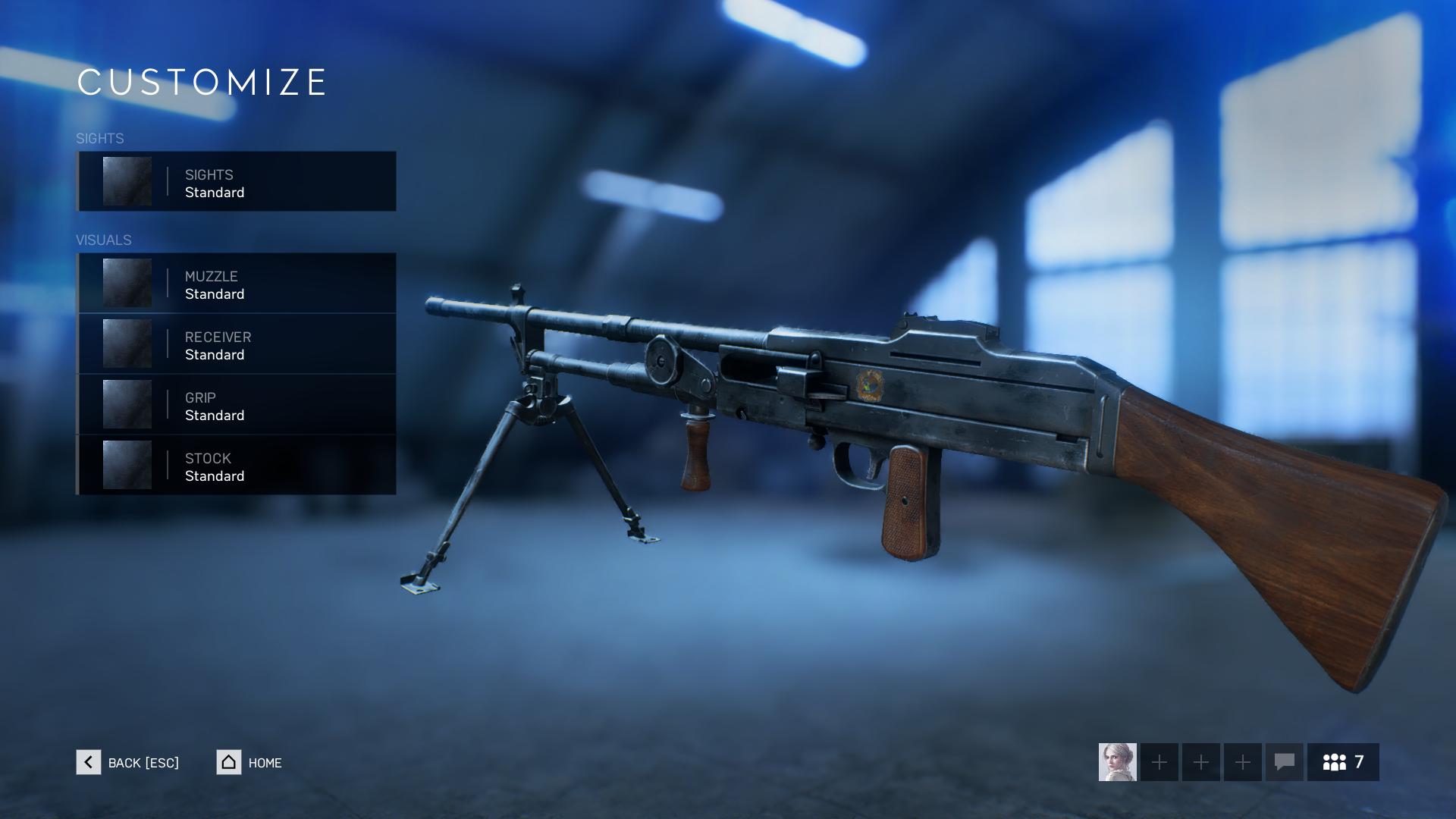 M1922 MG | Battlefield Wiki | FANDOM powered by Wikia