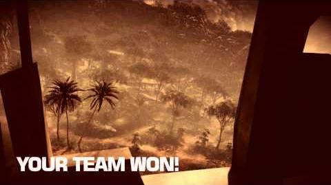 Hill 137 US Victory Scene 2