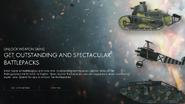 New Battlepacks Promo BF1