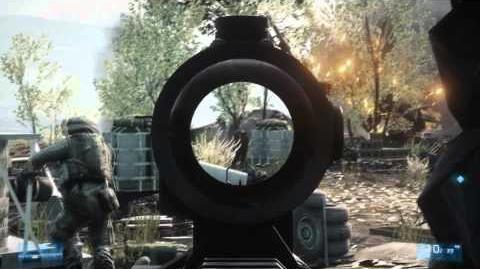 Battlefield 3 - Misión 10 Operación La Espada y la Pared - Español - Walkthrough HD