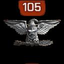Rank 105