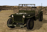 BF1942 WILLYS MB
