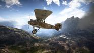 BF1 Albatros D.III Left