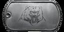 BF4 Mad Bear Dog Tag