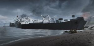 BFV Landing Ship
