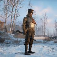 Battlefield 1 White Army Cavalry