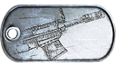 M26 MASS Master Dog Tag