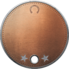 Battlefield 1 Cavalry Specialist I Dog Tag
