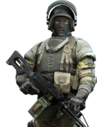 Пулемётчик СС-Лето