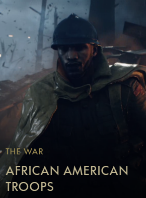 African American Troops Codex Entry