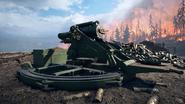 BF1 BL 9.2 Siege Gun Back