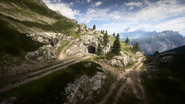Monte Grappa Mountain Pass 03