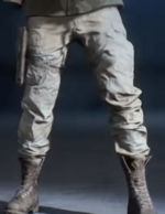BFV Dust Raider Legs