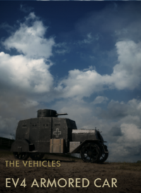EV4 Armored Car Codex Entry