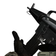 BF3 M16A2 Reload